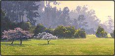 landscape pastel lesson