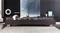 Pass-Word Librerie E Multimedia Molteni & C Trendy Furniture, Design Furniture, Cabinet Furniture, Luxury Furniture, Cool Furniture, Condo Interior, Luxury Interior, Interior Design, Modern Sideboard