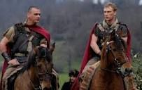 "HBO/BBC sword and sandal epic ""Rome"". Rewatching now. Just call me Domina."
