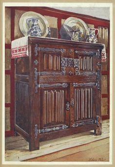 Книга декоративная мебель