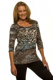 Cute animal print for the tiger in you...