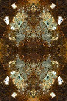 Dublin-based artist David Thomas Smith has created this impressive series of kaleidoscope-inspired aerial landscape Photography. Persian Carpet, Persian Rug, Aerial Photography, Landscape Photography, Extreme Photography, Photo Satellite, Thomas Smith, David Smith, Carpet Runner