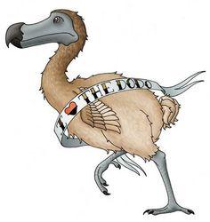 I love the Dodo