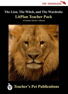 The Lion the Witch and the Wardrobe Lesson Plans | LitPlan Teacher Guide