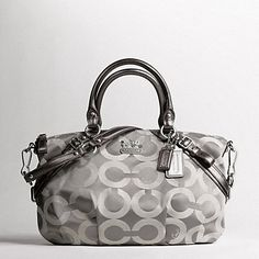 new coach purse from the outlet?