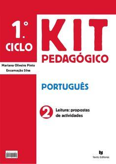 KITPEDAGÓGICO PORTUGUÊS Leitura: propostas de actividades 1. o CICLO ISBN 978-111-11-2509-7 9 7 8 1 1 1 1 1 2 5 0 9 7 Mari...