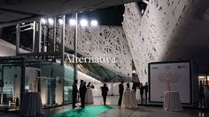 Special/Institutional Event @ ExpoMilano - ReOpening  May 1st, 2016  Padiglione Italia