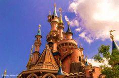 Le Château de la Belle au Bois Dormant (Disneyland Paris)