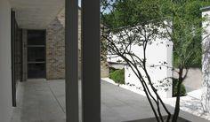 Charlotte Pattyn Architect I Inner court yard