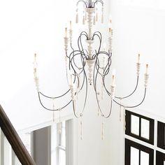 Large foyer lighting orb chandelier Ideas for 2019 Foyer Chandelier, Farmhouse Chandelier, Foyer Lighting, Farmhouse Lighting, Rustic Lighting, Bedroom Lighting, Vintage Lighting, Farmhouse Light Fixtures, Dining Room Light Fixtures