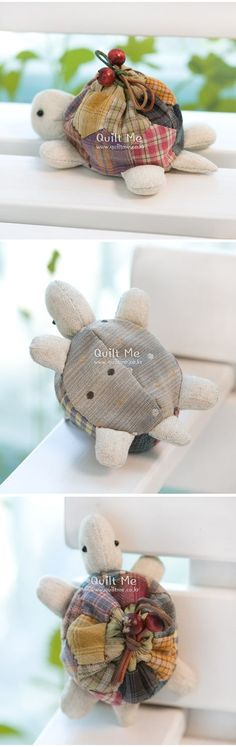 [Turtle Mini Pouch Coin Purse Set]