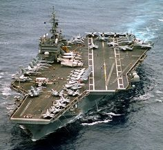 MaritimeQuest - USS Constellation / Page 1 Navy Marine, Navy Military, Marine Corps, Go Navy, Royal Navy, Navy Carriers, Navy Aircraft Carrier, Us Navy Ships, Naval