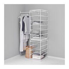 ALGOT Structure/corbeilles fil/barre IKEA