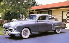 1949 Oldsmobile 98 Club Sedan