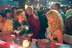 """The Banger Sisters"" movie still, 2002.  L to R: Susan Sarandon, Goldie Hawn."