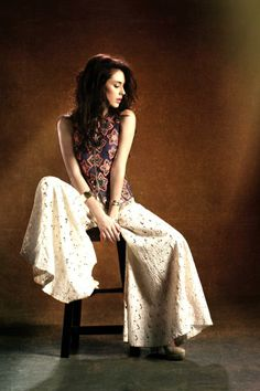 Arpita Mehta. Lookbook 12'. Indian Couture.