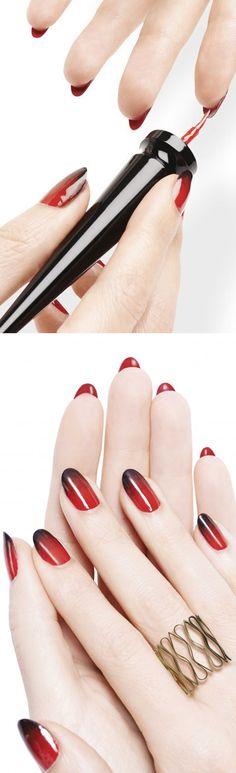 Vampy Louboutin Nails
