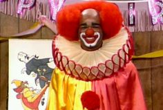 Homie the clown, don't mess around...