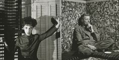 Paul and Jane Bowles    writers