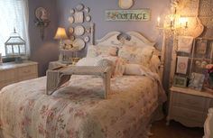 romantic home - traditional - bedroom - other metro - My Romantic Home