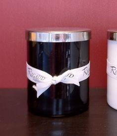 Riagud Black Peche Mignon Candle on sale at HomeBello.