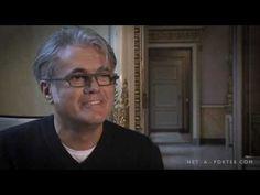 Giuseppe Zanotti Interview   NET-A-PORTER.COM