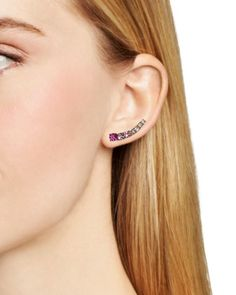 kate spade new york Ear Climbers | Bloomingdales's