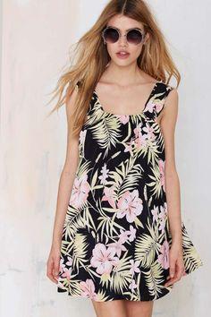 For Love & Lemons Pacific Floral Dress - For Love and Lemons   Shift   Day   For Love And Lemons