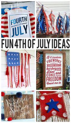 Fun 4th of July Ideas