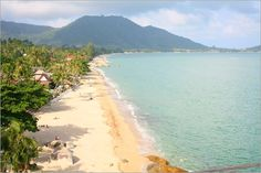 Lamai Beach, Ko Samui, Thailand Ko Samui, Samui Thailand, Places To Travel, Places To See, Places Ive Been, Lamai Beach, Asia Travel, Southeast Asia, Traveling By Yourself