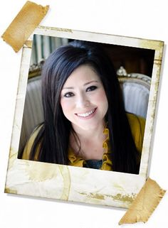 Kari Jobe. I like to think we would be friends. :)