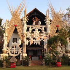 Gedong Gandrung Wedding and Dinner Hall  at Tugu Lombok