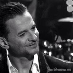 """Dave Gahan...He makes my """"heart smile"""""""