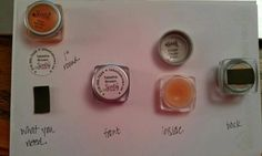 Scentsy testers! Make them into magnets/business cards. Brilliant!! dodgecity.scentsy.us
