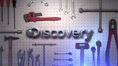 Discovery - CarolinaCarballo #Broadcast #TvBranding #Adventure #SetDesign