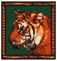Bengal Tiger Face Tapestry at Sova-Enterprises.com I think this is beautiful