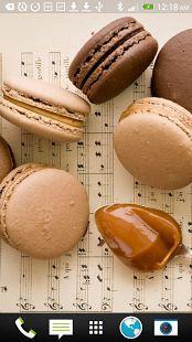 Doux Macarons HD Wallpapers– Vignette de la capture d'écran