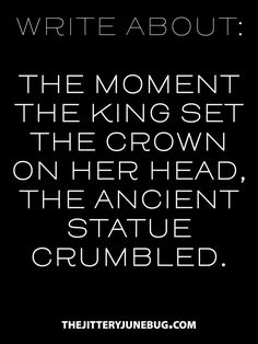 Has she broken some ancient curse? Or created a new one... Write | Inspire | Create #writer #amwriting #writingprompt #inspiration