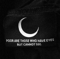 Poor people...