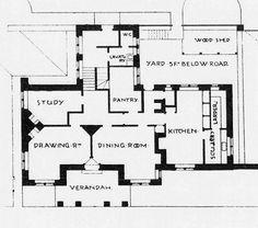 LILLYCOMBE House Ideas, Floor Plans, Diagram, Flooring, How To Plan, Wood Flooring, Floor Plan Drawing, Floor, House Floor Plans