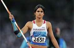 javelin thrower leryn franco olympics - Bing Images
