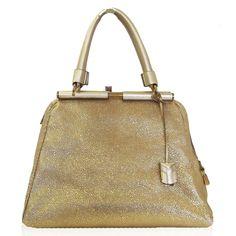 Yves Saint Laurent Gold Swing Bag  http://www.consignofthetimes.com/product_details.asp?galleryid=6167