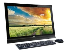 "NEW Acer Aspire 21.5"" Full HD All-In-One Desktop PC Computer AZ1-622-UR53 #Acer"