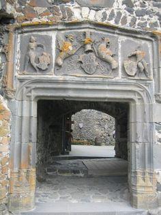 château de Murol. Auvergne