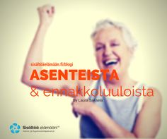 Follow Sisältöä elämään!® blog @ http://sisaltoaelamaan.fi/blogi/