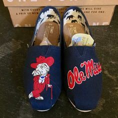Ole Miss - YourChoice Custom by TrueColorsCT on Etsy