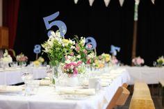 Quirky DIY Cornish Village Hall Wedding | Bridal Musings