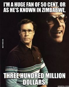 Or as we call him in Zimbabwe...