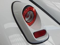 Very cool tail light concept