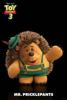 Mr. Pricklepants - Toy Story 3